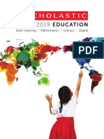 Intl Schools Catalog 18 19