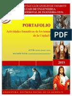 Portafolio I Unidad 2019
