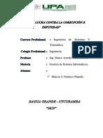 Gestión de Sistema Informáticos.