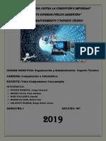 Monografía Soporte Técnico