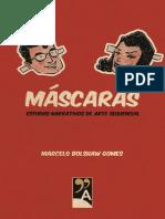 MÁSCARAS - ESTUDOS NARRATIVOS DE ARTE SEQUENCIAL