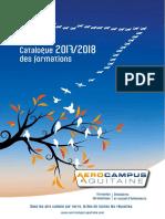 Catalogue 2017 2018 2019 Des Formations