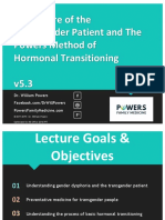 Healthcare of the Transgender Patient -Version 5.3 (Read-Only)