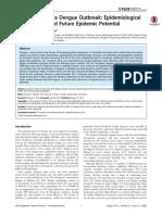 """J. Lourenc¸o and M. Recker, """"The 2012 Madeira Dengue Outbreak"""