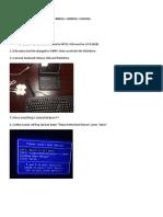 Windows Installation Steps