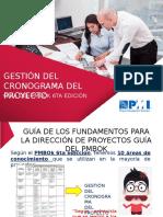 Gestión del Cronograma.pptx