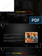 Afro Colombianidad