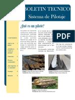 Boletin tecnico Pilotaje.pdf