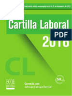 Cartilla Laboral 2016-1