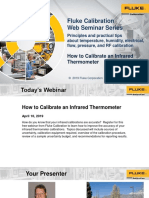 How to Calibrate an IR Thermometer - Frank Liebmann, 2019-04-10