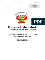 Instructivo Registro Inventario SISMED