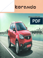 Korando C. Usuario Manual