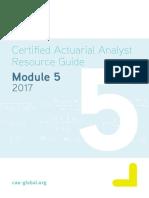 CAA A5 Reference Guide MOD 5 V05