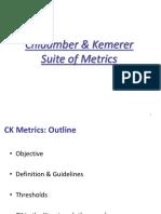CK Metrics Feb28
