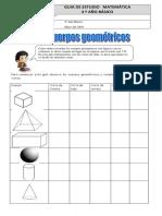 Diferentes Vistas de Un Cuerpo Geometrico