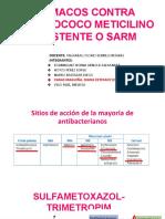 Farmacos Contra Sarm