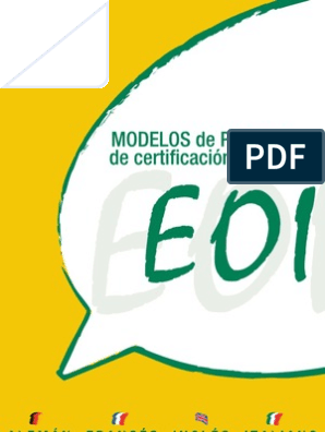 Modelospruebaseoi Cognición Sicología Y Ciencia Cognitiva