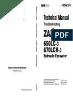 ZX670 Troubleshooting