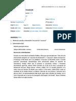 Historia Clínica- Revisión - DIABETES ESSALUD