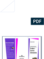 Sample Leaflets Publisher