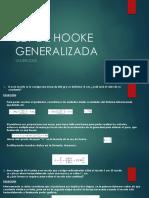 10 Ejercicios (Ley de Hooke Generalizado)