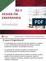 CDE - Aula 1 - Introdução