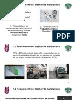 1.2 Relación Entre El Diseño y La Manufactura - Jorge Montoya