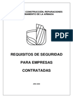 Requisitos Seguridad Empresas