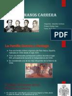 Presentación Los Hermanos Carrera Sebastian