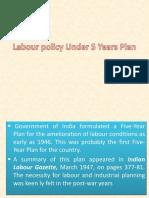 Labour policy Under 5 Years Plan.pptx