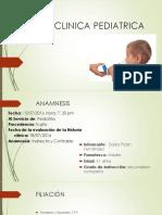 Caso Clinico - Crisis Asma