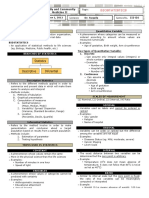 FCM 3.4 Biostatistics