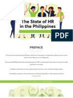 State of HR in the Philippines 2019 Report
