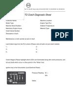 HPTO Diagnostic Sheet