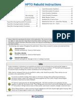 Wet HPTO Rebuild Instructions Low Res
