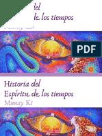 Historia Del Espíritu de Los Tiempos