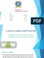 GRIHA – Green Rating for Integrated Habitat Assessment