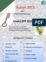 Model RPP 17 Mei 2019