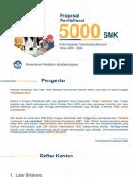 Proposal Revitalisasi 5000 SMK Di Kawasan Pertumbuhan Ekonomi - Final OK
