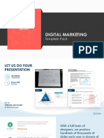 Digital Marketing Template Pack