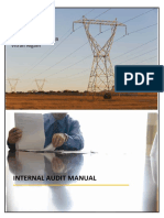 Internal Audit Manual