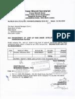 Enhancement of Limit - Fund_satellite Payment - Ddk Newdelhi - 2345000
