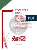 cocacolacompanystrategicmanagementproject-170211202942