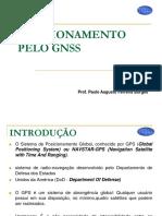 Apresentação Posicionamento Por GNSS