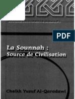 13574806 La Sounnah Source de Civilisation Sheikh Yusuf Al Qardawi