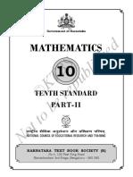 10th English Maths 2
