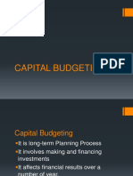 Capital Budgeting Powerpoint