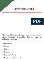Addressing Modes New