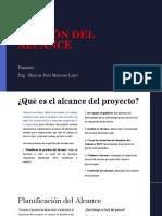 2-Gestion Del Alcance