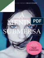 A Menina Submersa - Caitlin R. Kiernan.epub